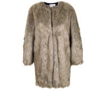midi oversized coat