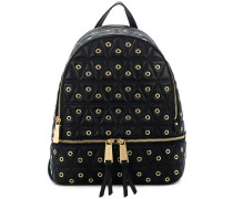 Rhea medium quilted backpack