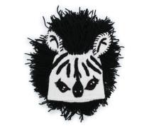 Mütze im Zebra-Design