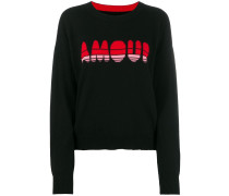 'Amour' Pullover