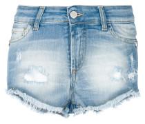 Blandine denim shorts