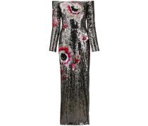 Schulterfreies 'Magnolia' Kleid