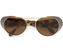 Fliegerbrille in Schildpattoptik