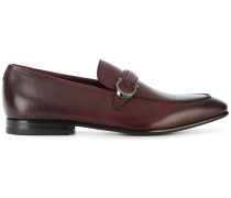 Gancio slip-on loafers