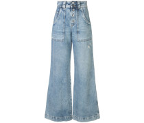 Carpenter wide jeans
