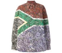 Hemd mit Paisley-Print