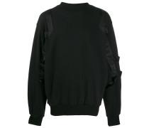 Sweatshirt mit Bändern