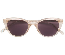 X Clare V Cat-Eye-Sonnenbrille