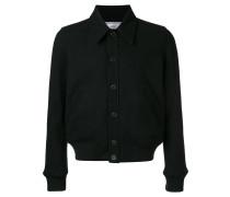 Klassische Jersey-Jacke