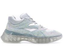 Sneakers mit Verzierung