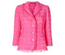 Gefütterte 'Adele' Tweed-Jacke