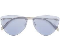 'Piercing Rimless' Sonnenbrille