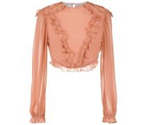 'Ravena' Bluse mit Rüschen
