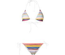 zig-zag bikini