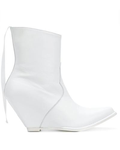 Rabatt Mode-Stil Unravel Damen western ankle boots 2018 Neueste Viele Farben LSZtk62UQe