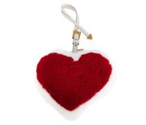 Herzförmiger Schlüsselanhänger