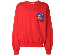 'DJ' Sweatshirt