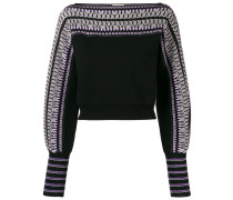 Cropped-Strickpullover