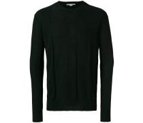 Pullover mit texturierten Streifen