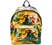 Rucksack mit tropischem Print