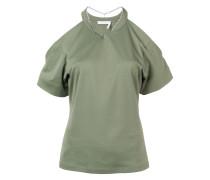 T-Shirt mit Halskette
