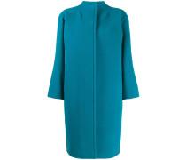 concealed front coat