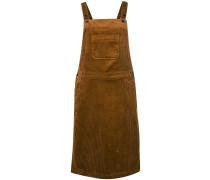 corduroy dungaree dress