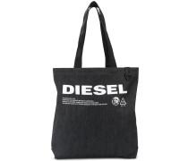 fddd7b2adc1f7 Handtasche aus Denim. Diesel