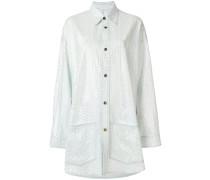 embellished button shirt
