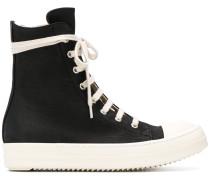 hi-top sneakers