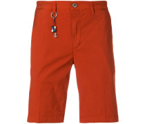 mid rise bermuda shorts