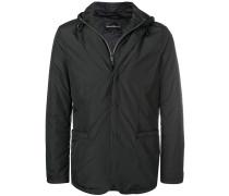 Wasserfeste Jacke im Blazer-Stil