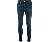 Skinny-Jeans in Stone-Wash-Optik