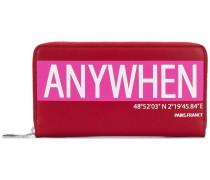'Anywhen' Portemonnaie