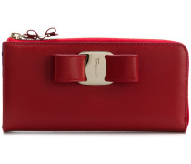 Vara Bow zip wallet