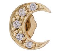 'Diamond Moon' Ohrstecker