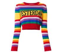 'Yesterday' Pullover
