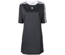 Gepunktetes Trefoil-Kleid
