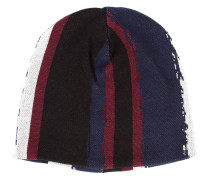 Mütze mit Streifen