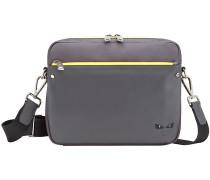 Bag Bugs-appliqué shoulder bag