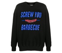 'Screw U BBQ' Sweatshirt