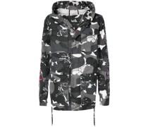 'Kustom' Camouflage-Jacke