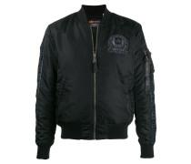 bomber flight jacket