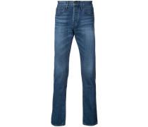 Schmale 'Selvedge' Jeans