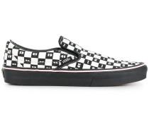 flat sole classic slip-ons