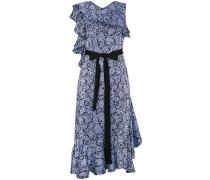 Mittellanges Jacquard-Kleid