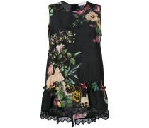 P.A.R.O.S.H. floral print top