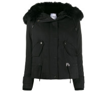 Jacke mit abnehmbarem Faux Fur