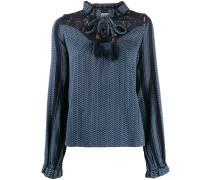 Delphine tassel shirt