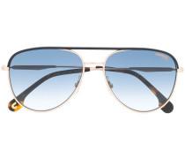 aviator shaped sunglasses